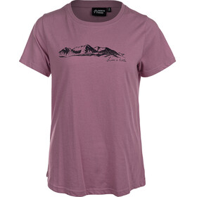 North Bend Radisson Short Sleeve Tee Women flint